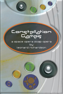 Constellation Games book cover
